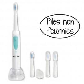 Brosse à dents à piles