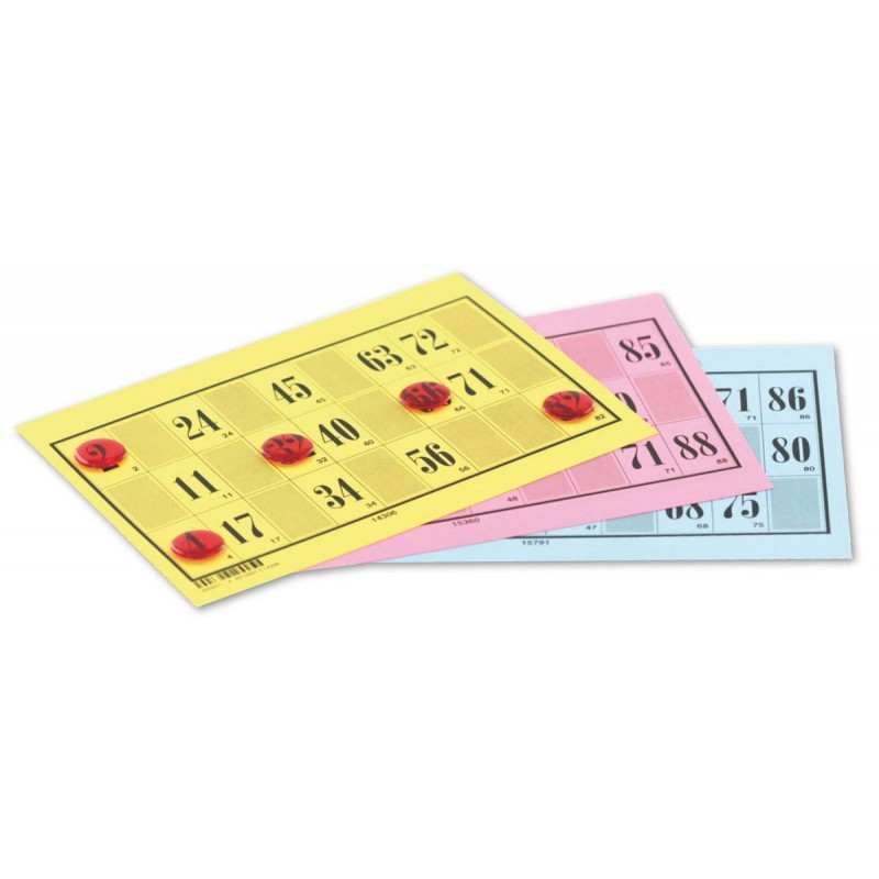"Carte ""Loto"""